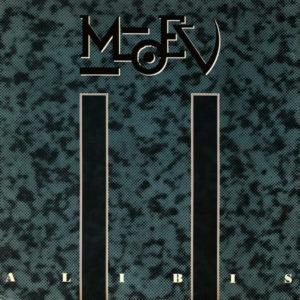 """Moev's """"Alibis"""". 1984."""