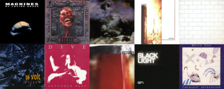 All-Time Favorite Albums Challenge